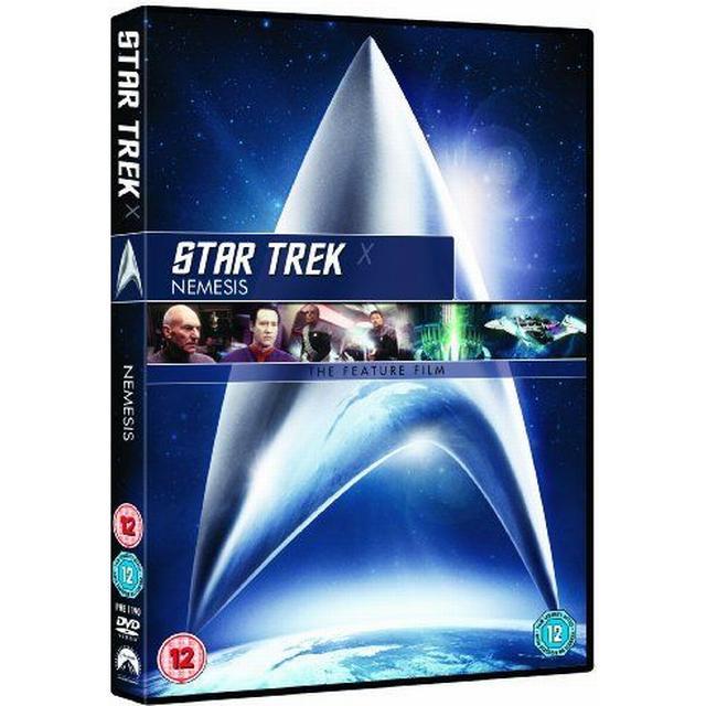 Star Trek 10: Nemesis (remastered) [DVD]